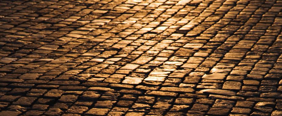 Slide 01 – Brick Road