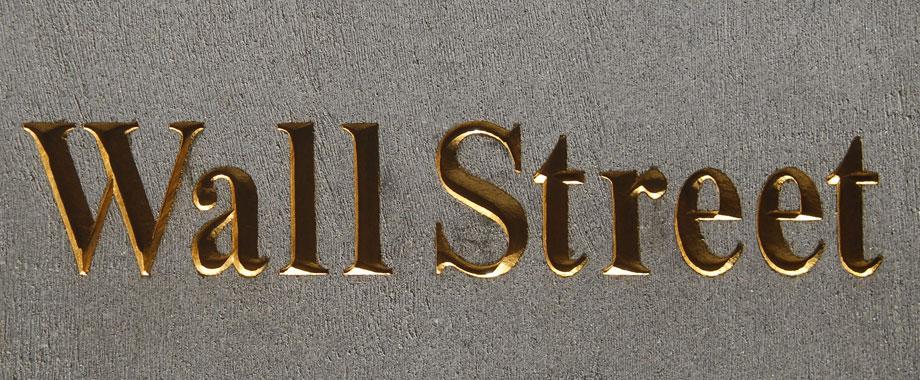 Slide 07 – Wall Street
